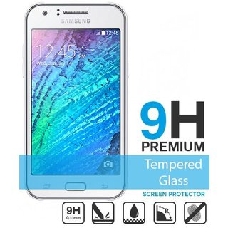 Samsung Galaxy J1 Screenprotector - Glas
