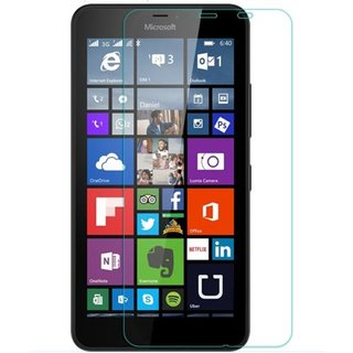 Nokia Lumia 640 XL Screenprotector - Glas