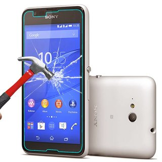 Sony Xperia E4g Screenprotector - Glas