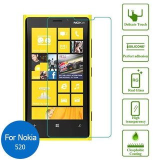Nokia Lumia 520 Screenprotector - Glas