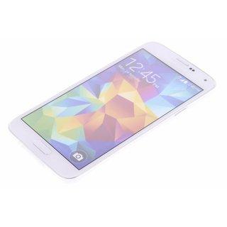 TPU Siliconen hoesje voor de achterkant van de Samsung Galaxy S5 - Transparant