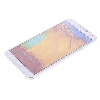 TPU Siliconen hoesje voor de achterkant van de Samsung Galaxy Note 3 - Transparant