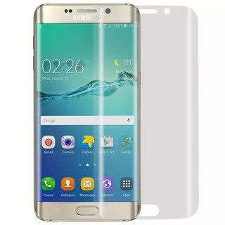 Samsung Galaxy S6 Edge Plus Screenprotector Curved - Glas
