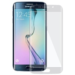 Tempered Glass Samsung Galaxy S6 Edge Curved Full Screenprotector