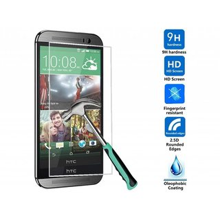 HTC One M9 Screenprotector - Glas