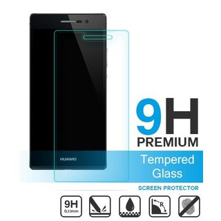 Huawei Ascend P7 Screenprotector - Glas