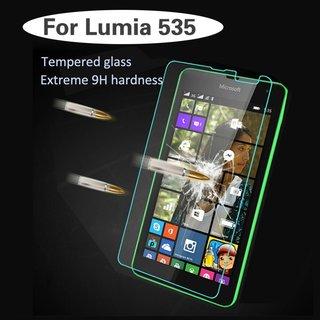 Nokia Lumia 535 Screenprotector - Glas
