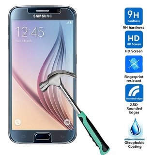 Samsung Galaxy S6 Screenprotector - Glas