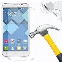Alcatel One Touch Pop C7 Screenprotector - Glas