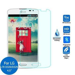 LG L70 Screenprotector - Glas