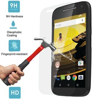 Motorola Moto E /2e gen Screenprotector - Glas