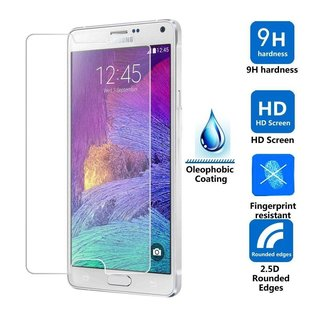 Samsung Galaxy A8 Screenprotector - Glas
