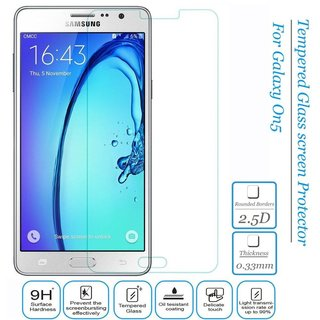 Samsung Galaxy On5 Screen protector - Glas