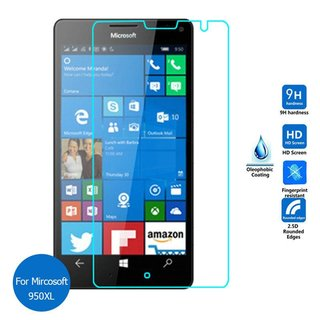 Nokia Lumia 950 XL Screenprotector - Glas
