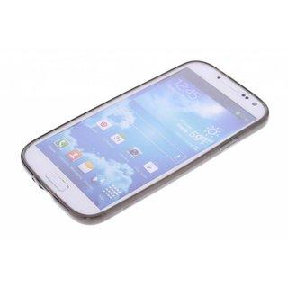 Samsung Galaxy S4 siliconen (gel) achterkant hoesje - Grijs