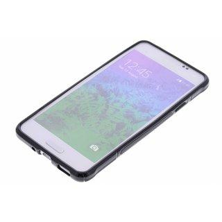 Samsung Galaxy Alpha siliconen S-Line (gel) achterkant hoesje - Zwart