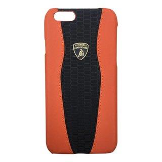 Huracan D2 Hardcase achterkant hoesje voor de Apple iPhone 6 / 6S - Zwart / Rood