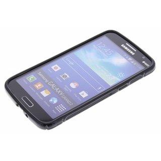 Samsung Galaxy Grand 2 siliconen S-line (gel) achterkant hoesje - Zwart