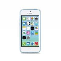 Apple iPhone 5C siliconen (gel) achterkant hoesje - Transparant