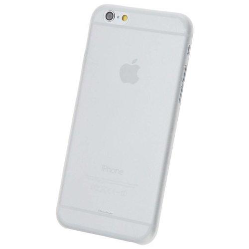 Apple iPhone 6 Plus siliconen (gel) achterkant hoesje - Transparant