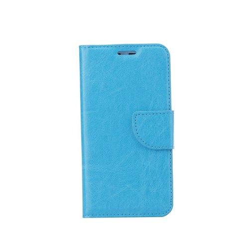 Bookcase HTC Desire 626 hoesje - Lichtblauw