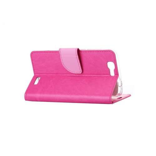 Bookcase Acer Liquid Jade S hoesje - Roze