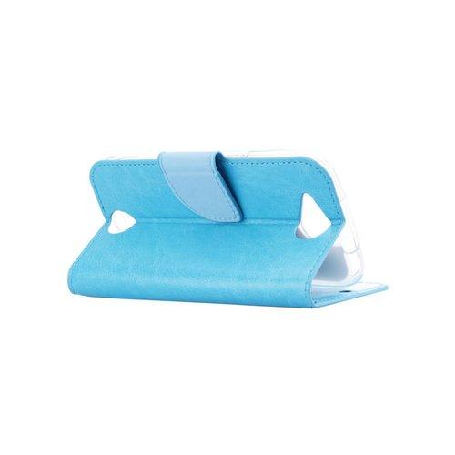 Bookcase Acer Liquid Jade hoesje - Blauw