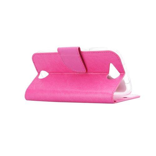 Bookcase Acer Liquid Jade hoesje - Roze