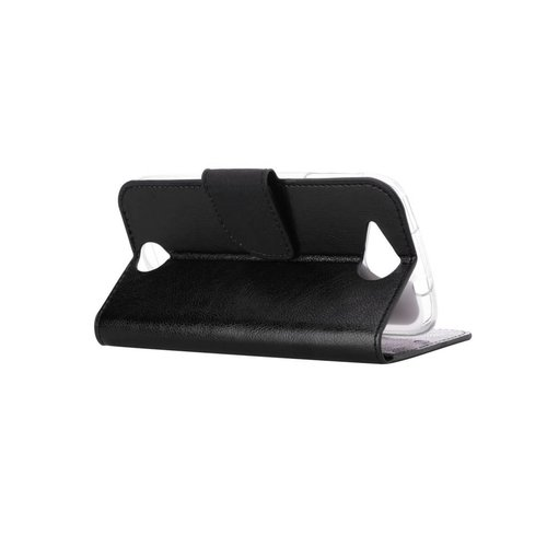 Bookcase Acer Liquid Jade hoesje - Zwart
