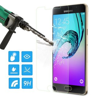 Samsung Galaxy A9 2016 Screenprotector - Glas
