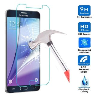 Samsung Galaxy J3 Screenprotector - Glas