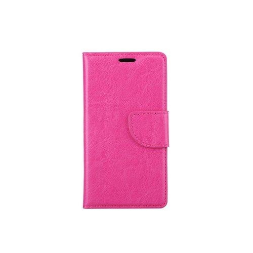 Bookcase Huawei Ascend P7 hoesje - Roze