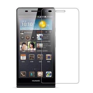 Huawei Ascend P6 Screenprotector - Glas