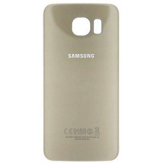 Galaxy S6 Edge Originele Batterij Cover ( Goud / Wit / Zwart / Groen )