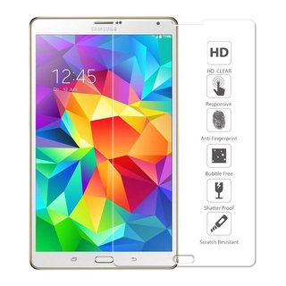 Samsung Galaxy Tab S 8.4 inch T700 Glazen Screenprotector 9H Super Hardness
