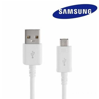 Originele Micro USB 2.0 data + oplaadkabel 1 meter - Wit