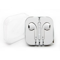 Apple Originele Lightning naar 3.5 mm mini jack adapter kabel
