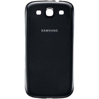 Galaxy S3 Originele Batterij Cover - Zwart