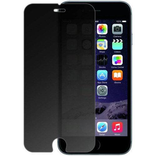 Apple iPhone 6 / 6S Privacy Screenprotector - Glas