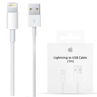 iPhone Originele Lightning naar USB-oplaadkabel 1 Meter