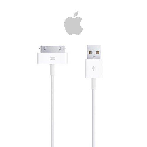 Apple iPhone 4 / 4S Originele 30-Pens naar USB-oplaadkabel 100cm