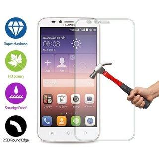Huawei Ascend Y625 Screenprotector - Glas