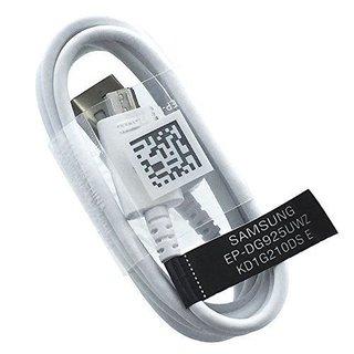 Originele Micro USB-Data + oplaadkabel 1,2 meter - Wit