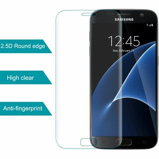 Samsung Galaxy S7 Screenprotector - Glas