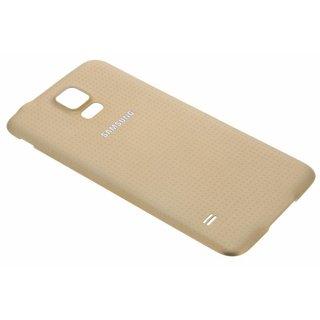 Galaxy S5 Originele Batterij Cover - Goud
