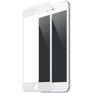 Apple iPhone 6 / 6S Anti Blue Light Fullscreen Screenprotector - Glas - Wit