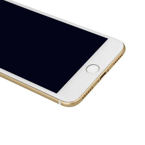 Diva Apple iPhone 6 / 6S Anti Blue Light Fullscreen Screenprotector - Glas - Wit