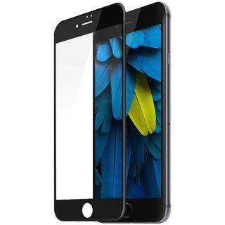 Apple iPhone 6 Plus / 6S Plus Anti Blue Light Fullscreen Screenprotector - Glas - Zwart