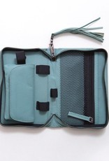 Diabetes clutch Charlie Turquoise