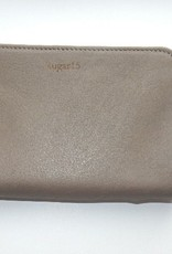 Diabetes clutch Charlie Taupe